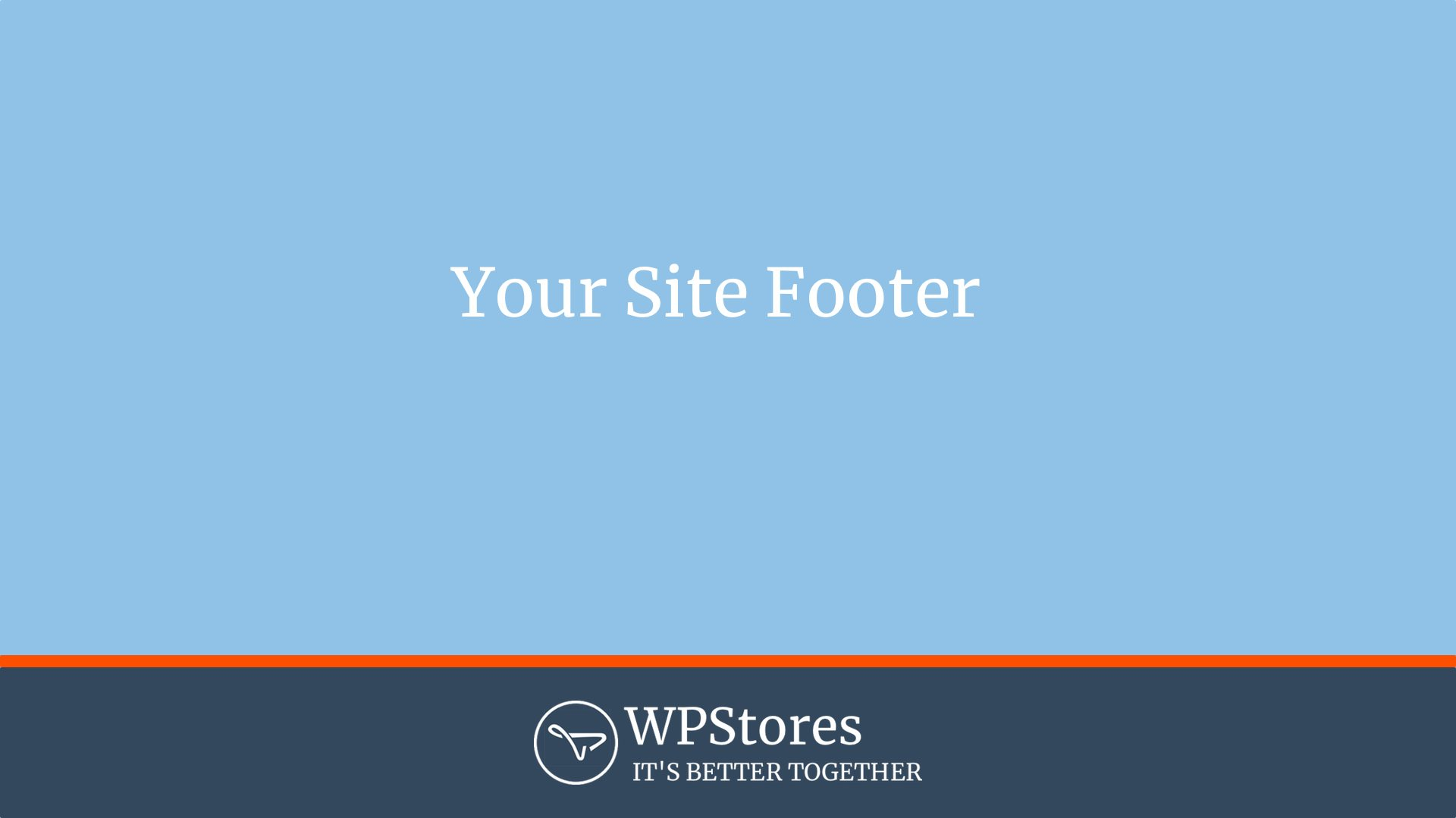 How To Design The Footer For Your Website